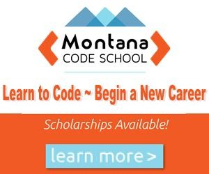 Montana Code School, Learn to Code, Begin a new career.